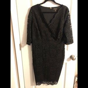 Thalia Sodi ALine lace dress